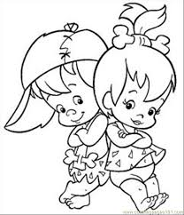 coloring pages girls boys happy coloring