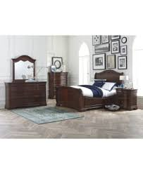 Bordeaux II Bedroom Furniture Created For Macys Furniture Macys - Bordeaux 5 piece queen bedroom set