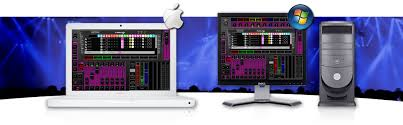 dmx light control software for ipad cuelux dmx 512 software for mac os x and windows home