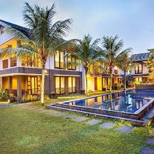 Summer Home Garden Resort - 10 affordable family friendly bandung hotels near shopping and