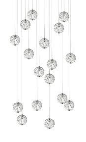Home Decor Offers Elegant Bubble Pendant Light In Home Decor Ideas Nowlighting
