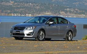 subaru cars 2015 2015 subaru impreza thank goodness for winter the car guide