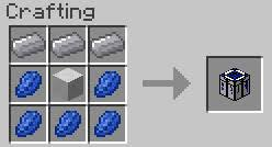 How To Craft A Crafting Table M Ore 8 1 Minecraft Mods Mapping And Modding Java Edition