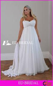 empire waist plus size wedding dress plus size wedding dress empire waist dresses