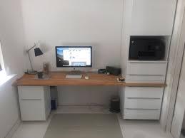 Diy Desk 18 Coolest Diy Ikea Desk Hacks To Try Shelterness