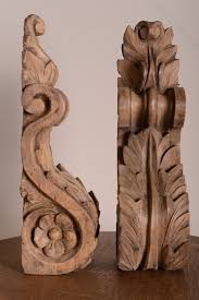 Buy Corbels Pair Of English Antique Corbels Ménsula De Acanthus Pinterest