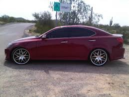 red lexus help with rims on matador red is350 clublexus lexus forum