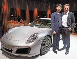 Porsche 911 Evolution - porsche 991 gen 2 next chapter in the porsche evolution