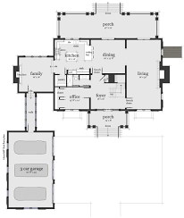 Cape Floor Plans by Colonial Style House Floor Plan Home Styles
