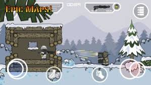 hacked apk mini militia pro pack apk everything hack unlimited