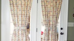 Door Panel Curtains Curtains Semi Sheer Door Panel Curtains Modern Country
