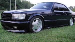 how many amg 6 0 4v w126 sec and sel cars were built mbworld