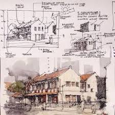 yohji kato apr 17 art urban sketches pinterest sketches