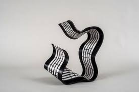 Black And White Vases Japan In Black And White Sumi Lacquer Jiki Esh Gallery Artsy
