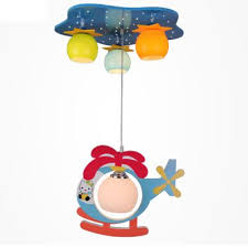 ceiling light toys for babies modern colorful wooden ceiling light cartoon aircraft airplane