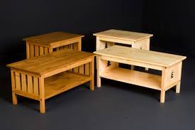 Coffee End Tables Matching Pine Tables Rustic Cabin Coffee Tables Pine