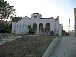 Spanish Colonial Revival Architecture Spanish Colonial Revival Office Of Historic Resources City Of