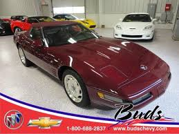 buds corvette buds chevrolet buick and used vehicles in marys oh