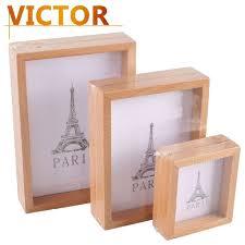 cornici per foto moderna cornici in legno per la famiglia bambino foto di nozze