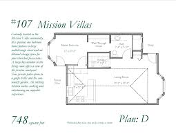 mission floor plans floor plans mission villasmission villas
