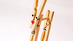 make a clothespin reindeer diy crafts guidecentral