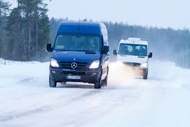 Mercedes Benz Blog Winter Test For Mercedes Benz Sprinter 7