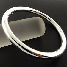 sterling silver bracelet ebay images Sterling silver handcrafted bangles ebay jpg