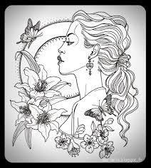 tattoo eden portrait by mad smile on deviantart
