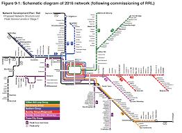 Dca Metro Map by Ptv U0027s Network Development Plan For Metropolitan Rail Forum