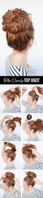 updos for curly hair i can do myself 21 hairstyles you can do in less than five minutes