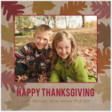 your gratitude with personalized thanksgiving cards
