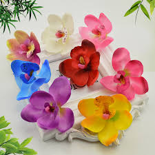 artificial flowers cheap 6cm butterfly orchid silk flowers artificial flowers cheap