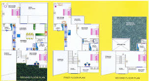 Triplex House Plans Lush Green Duplex And Triplex In Campus For Sale In Ranchi
