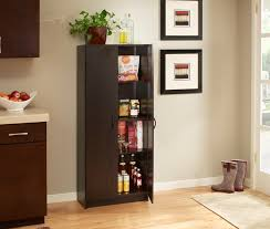 Kitchen Cabinet Stand Alone Contemporary Interior Design With Distressed Stand Alone Pantry