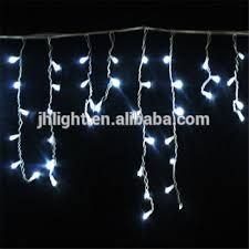 outdoor light strands bright white icicle lights where
