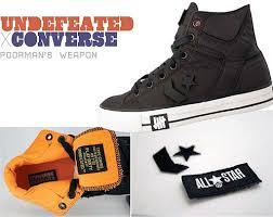 Harga Sepatu Converse X Undefeated july 2009 shoes