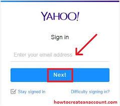 Yahoo Mail Login – Sign in