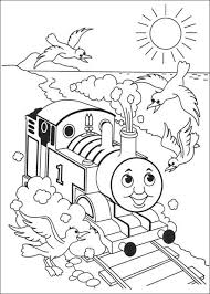 21 lokomotivet thomas images coloring books