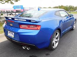 2018 new chevrolet camaro 2dr cpe ss w 2ss at chevrolet of