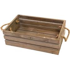 panier cuisine caisse casier bois panier cuisine salon rangement cagne