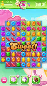 crush for android crush jelly saga for android free crush