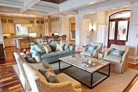 Beach Inspired Interior Design Beach Style Living Room Furniture Home Design Ideas