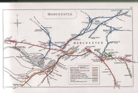 Metro Link Map by History Of Manchester Metrolink Wikiwand