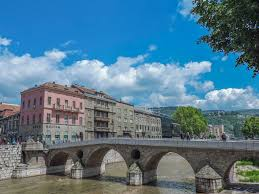 Sarajevo Map Surviving Sarajevo Where To Stay And What To Do