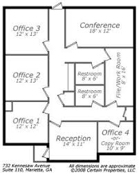 Small Office Design Layout Ideas by Small Office Floor Plan Small Office Floor Plans Office Plans