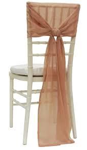 blush chair sashes chair sashes wildflower linen