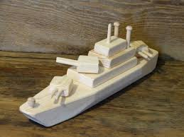 toy wooden boat plans free