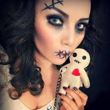 Porcelain Doll Halloween Costumes Complete List Halloween Makeup Ideas 60 Images Halloween