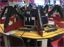 Office Halloween Decorating Contest Best 25 Halloween Office Decorations Ideas Only On Pinterest