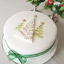 Easy Decoration For Christmas Cake by Best 25 Christmas Cake Designs Ideas On Pinterest Christmas